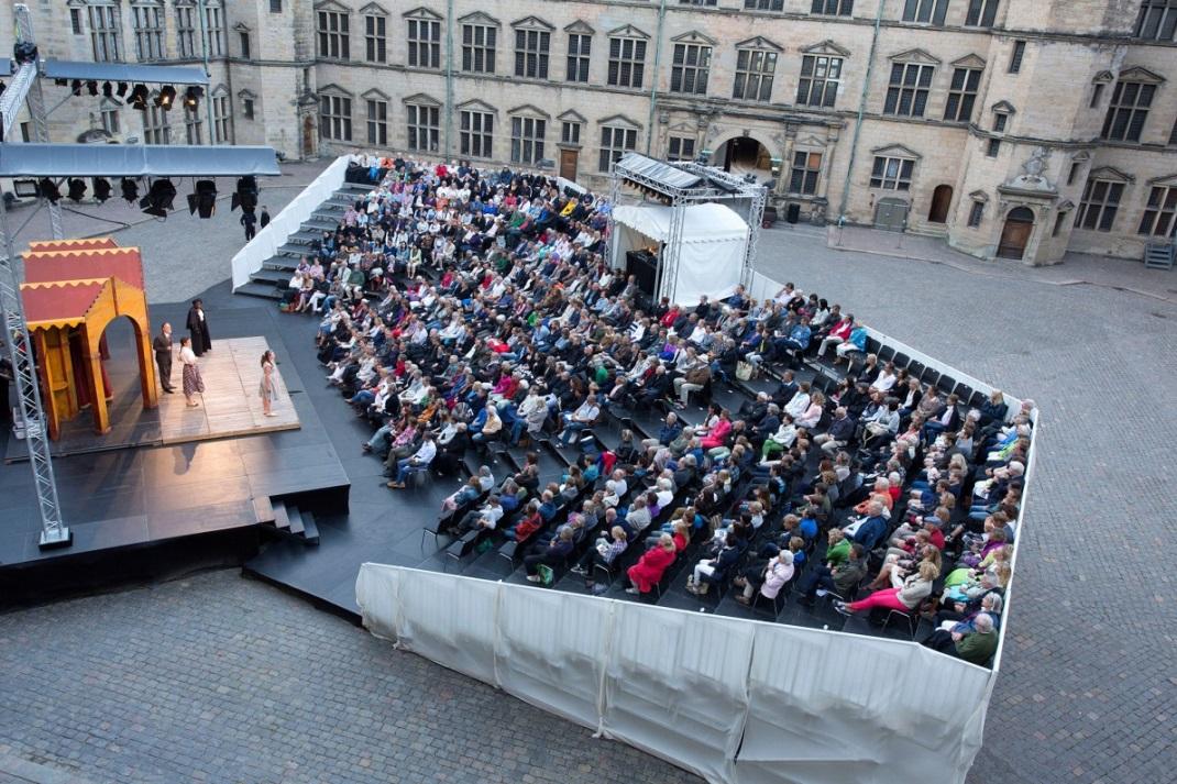 shakespeare festival kronborg